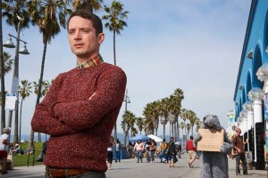 "Elijah Wood talks about Season 3 of FX's ""Wilfred"""