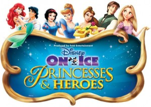 "Event Review ""Disney on Ice: Princesses & Heroes"" Amway Center – Orlando, FL"