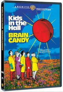 "2013 DVD Re-Release Review ""Kids in the Hall: Brain Candy"""