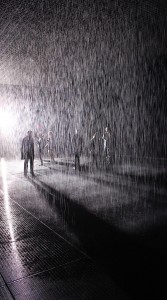 """Event Review """"The Rain Room"""" at The Museum of Modern Art"""