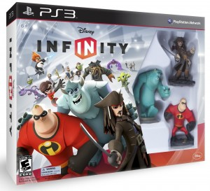 "Playstation 3 Game Review ""Disney Infinity"""