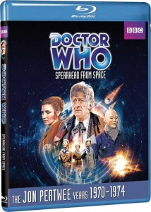 "Blu-ray Review ""Doctor Who: Spearhead from Space (Story 51)"""