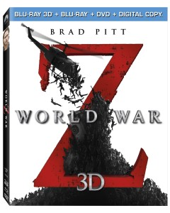 """""""World War Z"""" Unrated Cut Including More Intense Thrills & Action Not Seen in Theaters Arrives Exclusively on Blu-ray™ September 17th"""