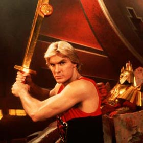 "Sam J. Jones reflects on ""Flash Gordon"", ""Ted"" and plans for ""Ted 2"""