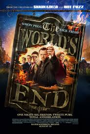 """Film Review """"The World's End"""""""