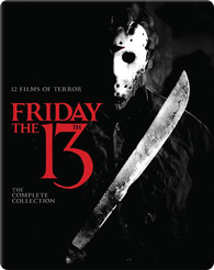 """Blu-ray Review """"Friday the 13th: The Complete Collection"""""""