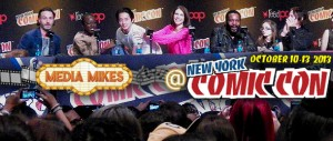 New York Comic Con: Main Stage Highlights