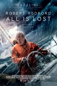 "Win Two Free Tickets to see Robert Redford in ""All is Lost"""