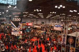 "Event Review ""New York Comic Con"" October 10-13, 2013"