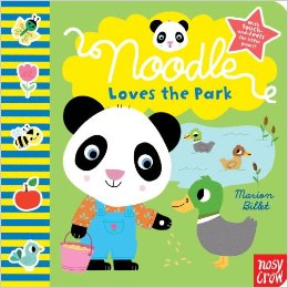 "Book Review ""Noodle Loves the Park"" by Marion Billet"