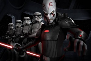 "Meet the Inquisitor, the New Face of Evil in ""Star Wars Rebels""!"