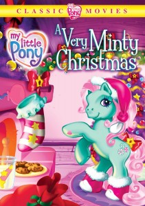 """DVD Review """"My Little Pony: A Very Minty Christmas"""""""