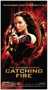 "Complimentary Passes to Orlando, FL Screening for ""The Hunger Games: Catching Fire"""
