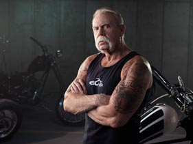 "Paul Teutul Sr. talks about new series on CMT ""Orange County Choppers"""