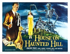 "See the Original ""House on Haunted Hill"" on the Big Screen in Tampa! [ENDED]"