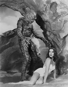 "Julie Adams reflects back on her role in ""Creature from the Black Lagoon"""