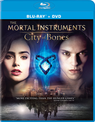 "Blu-ray Review ""The Mortal Instruments: City of Bones"""