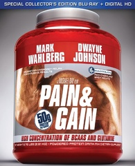 "Blu-ray Review ""Pain & Gain: Special Collector's Edition"""