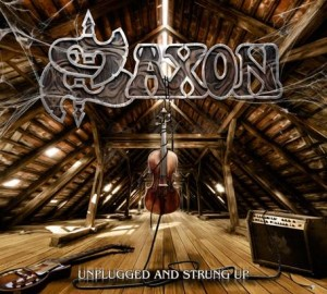 "CD Review: Saxon ""Unplugged and Strung Up"""