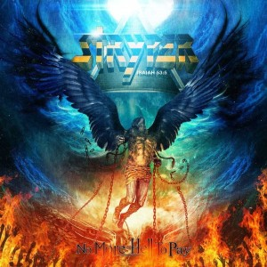 "CD Review: Stryper ""No More Hell to Pay"""