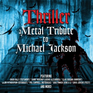 "CD Review ""Thriller: A Metal Tribute to Michael Jackson"""