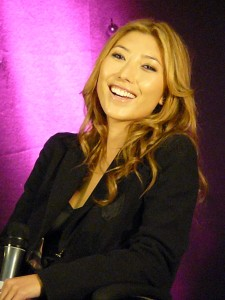 "Dichen Lachman talks starring and producing her new film ""Lust for Love"""