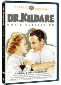 "DVD Review ""Dr. Kildare Movie Collection"""