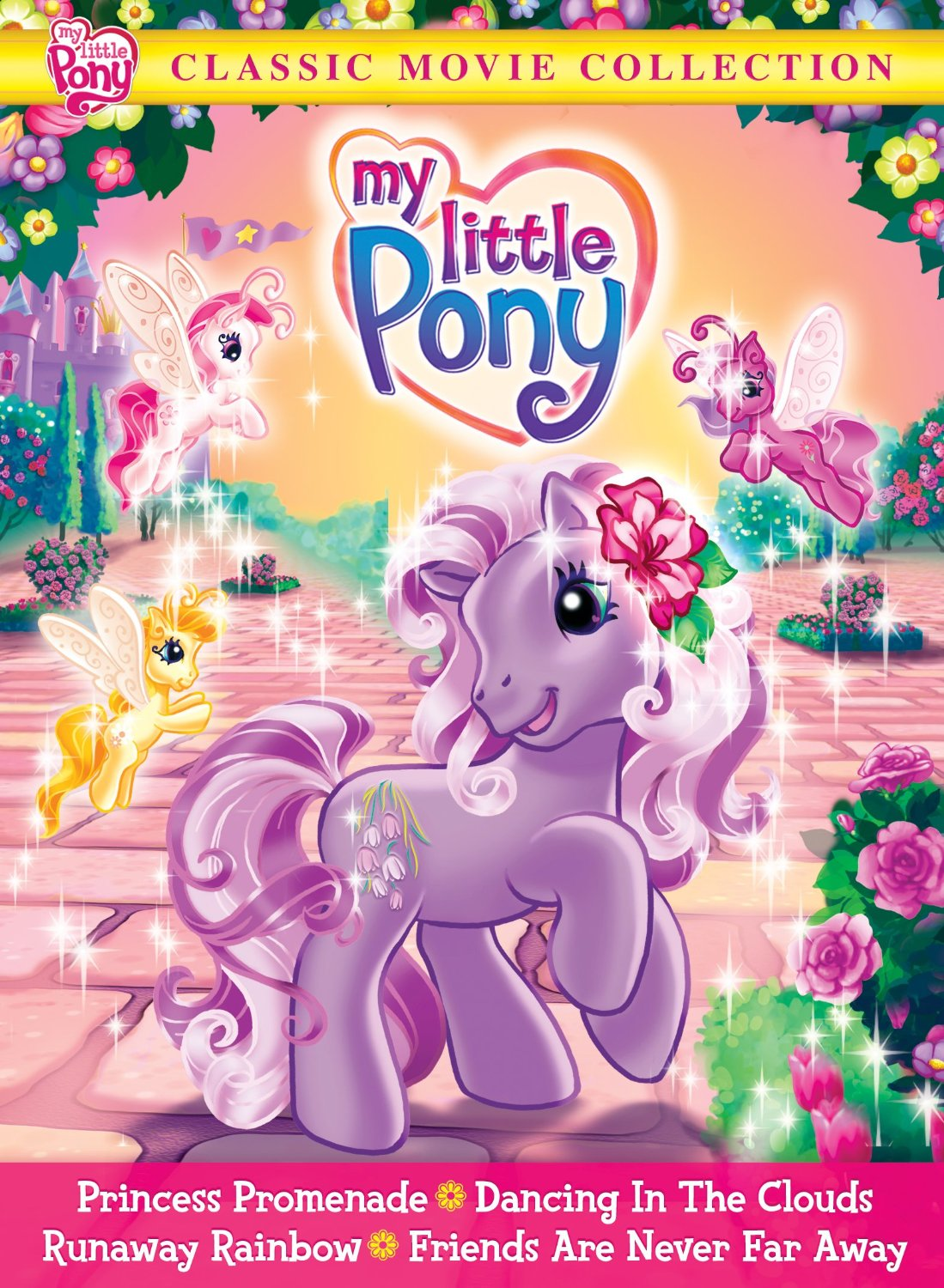 """DVD Review """"My Little Pony: Classic Movie Collection"""""""