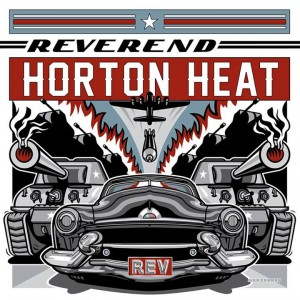 "CD Review: Reverend Horton Heat ""REV"""