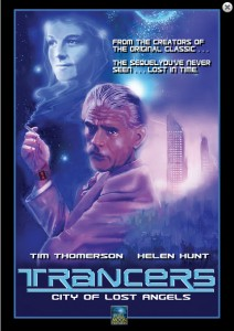 "DVD Review ""Trancers: City of Lost Angels"""