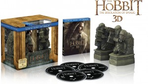 """The Hobbit: The Desolation of Smaug"" Arrives onto Limited Collector's Edition Blu-ray 3D Combo Pack on April 8"