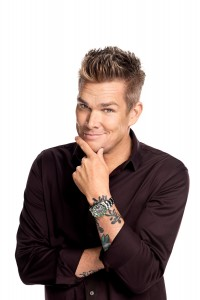 "Mark McGrath talks about hosting truTV's reality series ""Killer Karaoke"""