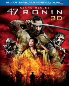 """47 Ronin"" Blu-ray Combo Pack Comes Home April 1st"