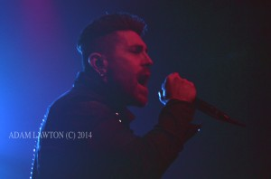 "Concert Review: AFI ""Burials Winter Tour"""