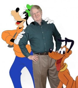 "Disney Legend, Bill Farmer talks about voicing Goofy and new Disney Junior series ""The 7D"""