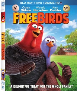 "Blu-ray Review ""Free Birds"""