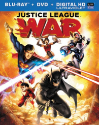 """Blu-ray Review """"Justice League: War"""""""