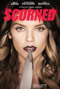 "AnnaLynne McCord talks about her role in ""Scorned"" and TV's ""Dallas"""