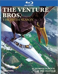 "Blu-ray Review ""The Venture Bros. Season Five"""