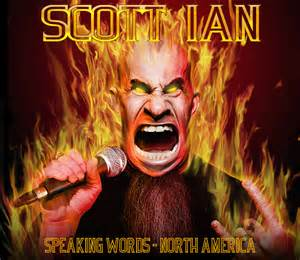 "Concert Review: Scott Ian ""Speaking Words"""