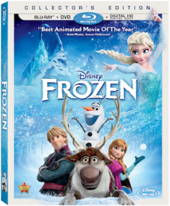 """Blu-ray Review """"Frozen"""""""