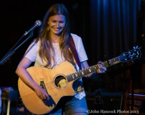 "Jessie Bridges talks about music and her latest album ""Let it Breathe"""