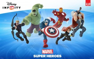 Disney and Marvel Team Up for Super-Powered Sequel – Disney Infinity: Marvel Super Heroes (2.0 Edition)