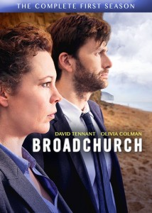 "DVD Review ""Broadchurch: The Complete First Season"""