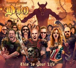 "CD Review ""Ronnie James Dio- This is Your Life"" Various Artists"