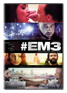 "Feel the Heat When ""#EM3"" Hits Redbox April 15th"