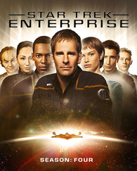 "Blu-ray Review ""Star Trek: Enterprise – Season Four"""