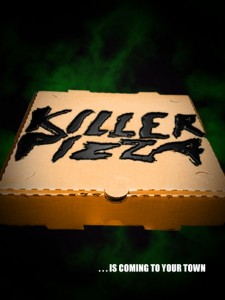 Erin Darley and Kai Winikka talk about their film 'Killer Pizza'
