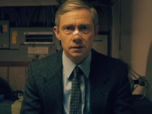 "Martin Freeman talks about his role on FX's new series ""Fargo"""