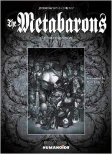 "Book Review ""The Metabarons: Ultimate Collection"""